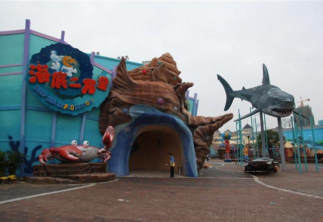 武汉极地雕塑厂家