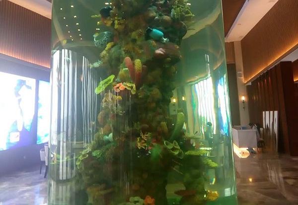人造珊瑚造景