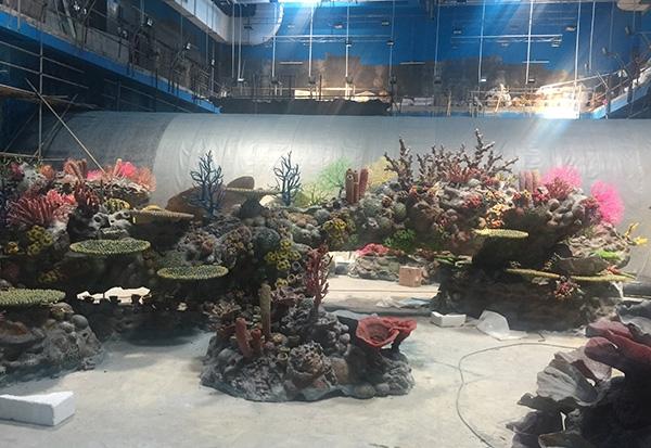 仿真珊瑚制作