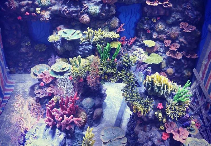 秦皇岛海洋公园景观
